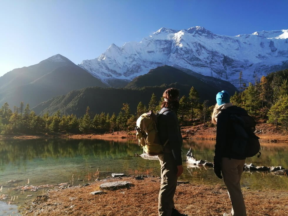 best trek in Nepal