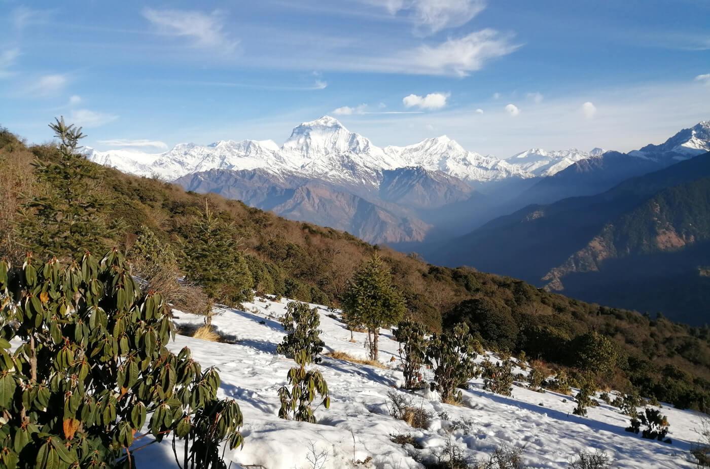 Nepal Student tour
